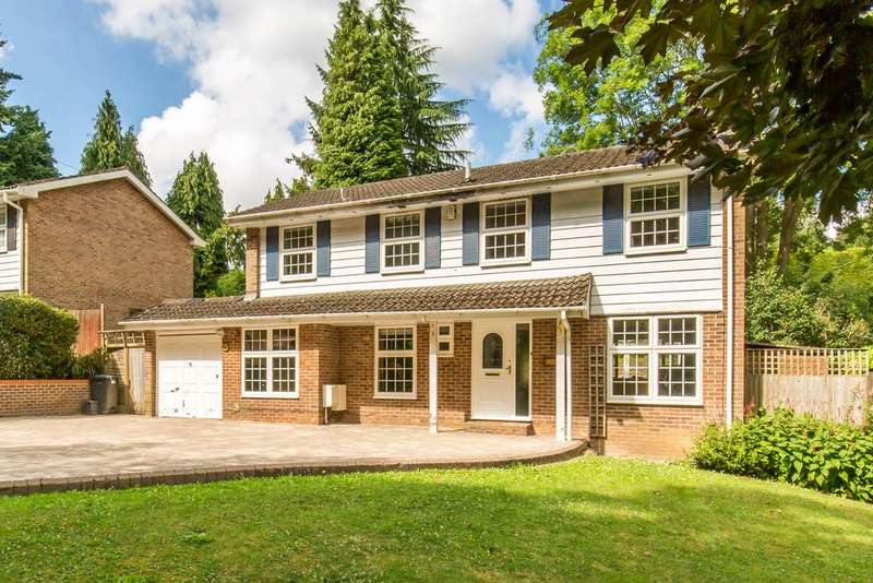 4 Bedrooms Detached House for sale in KENLEY