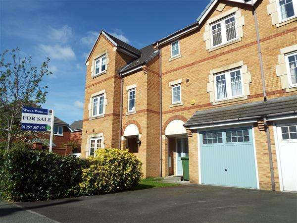 4 Bedrooms Mews House for sale in Fairview Drive, Adlington