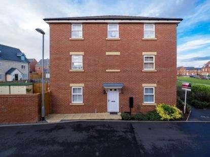 3 Bedrooms End Of Terrace House for sale in Dexters Grove, Hucknall, Nottingham, Nottinghamshire