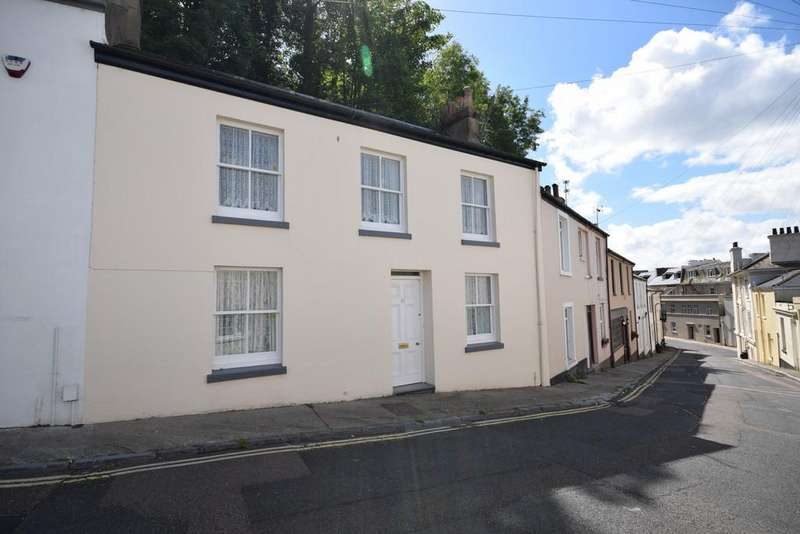 4 Bedrooms Terraced House for sale in Torquay, Devon