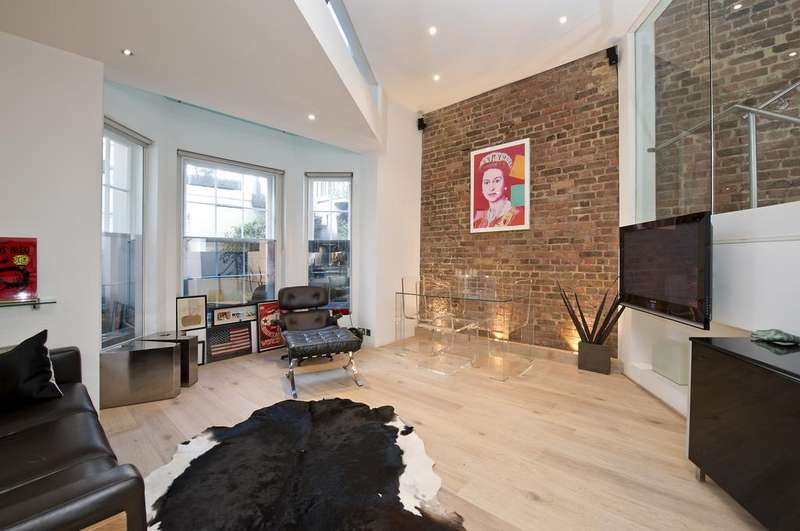 2 Bedrooms Ground Flat for sale in Gloucester Road, London. SW7