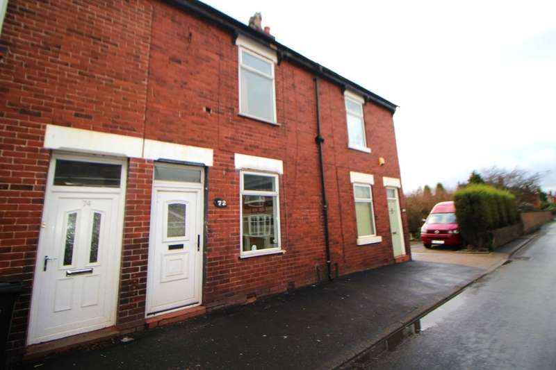 2 Bedrooms Terraced House for sale in Windmill Lane, Reddish, Stockport, SK5