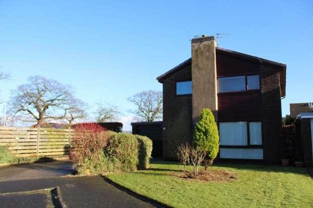 4 Bedrooms Terraced House for sale in Ashbank Close, Preston, PR3