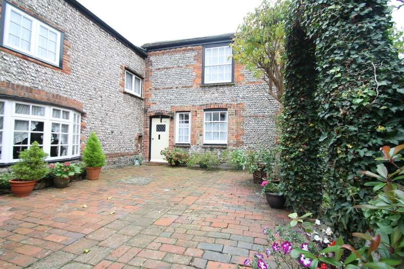 2 Bedrooms Semi Detached House for rent in High Street, Tarring