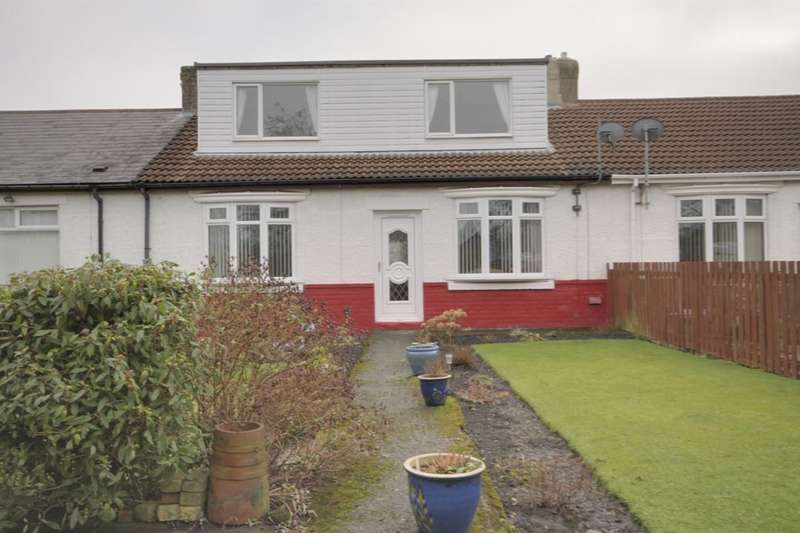 3 Bedrooms Bungalow for sale in Villa Real Bungalows, Consett, DH8