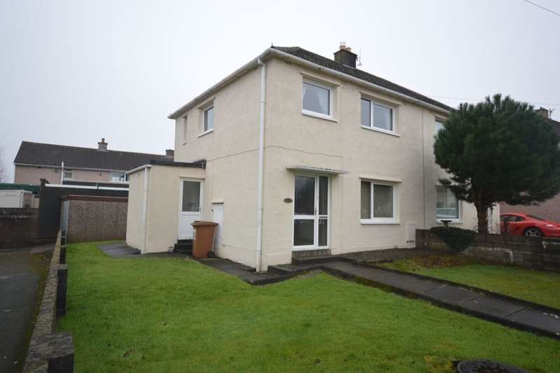 3 Bedrooms Semi Detached House for sale in Kings Drive, Egremont, CA22