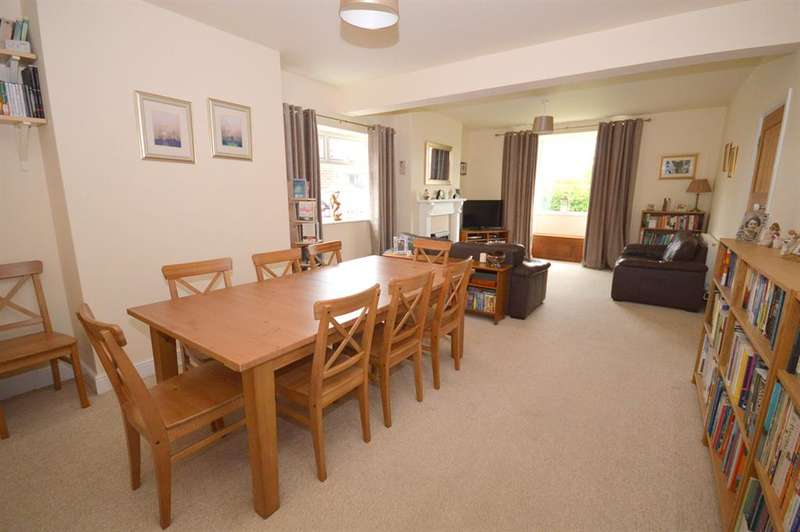 4 Bedrooms Semi Detached House for sale in Church Lane, Calow, Chesterfield, S44