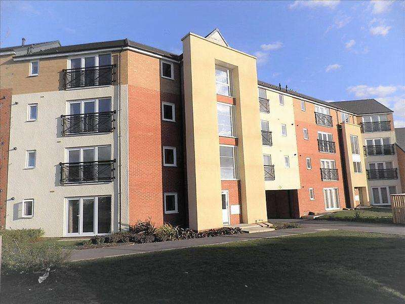 2 Bedrooms Apartment Flat for sale in Witton Park, Stockton, TS18 3BH