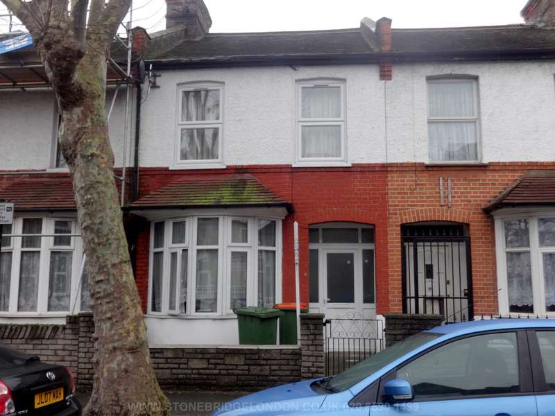 3 Bedrooms Terraced House for sale in Kimberley Avenue, East Ham, E6