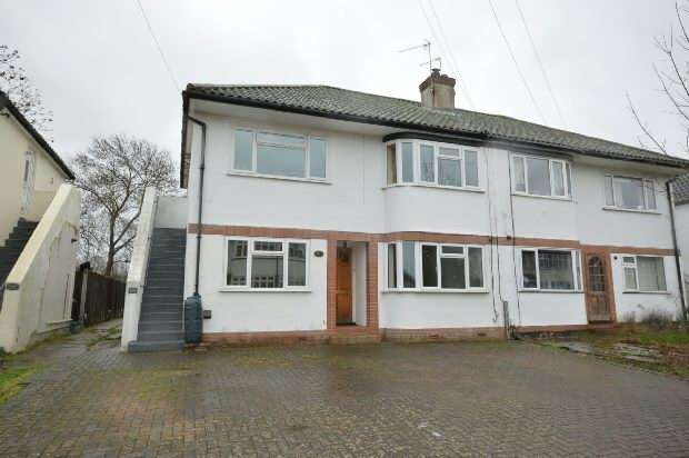 2 Bedrooms Maisonette Flat for sale in Station Avenue, West Ewell