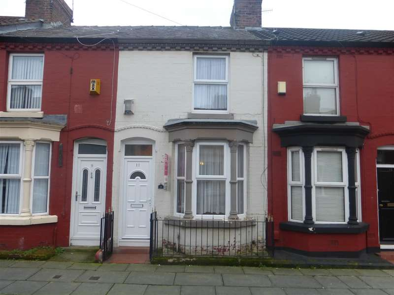 2 Bedrooms Terraced House for sale in Macdonald Street, Liverpool, Merseyside, Liverpool