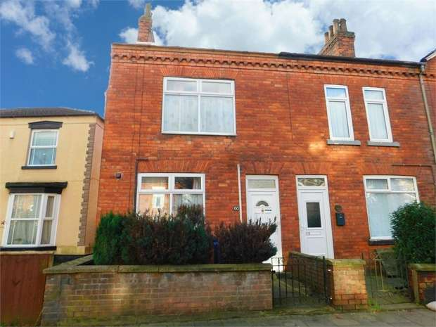 3 Bedrooms End Of Terrace House for sale in Lea Road, Gainsborough, Lincolnshire