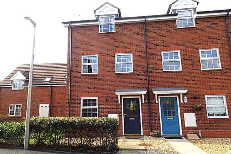 4 Bedrooms Property for sale in Horton Way, Stapeley, Nantwich, CW5
