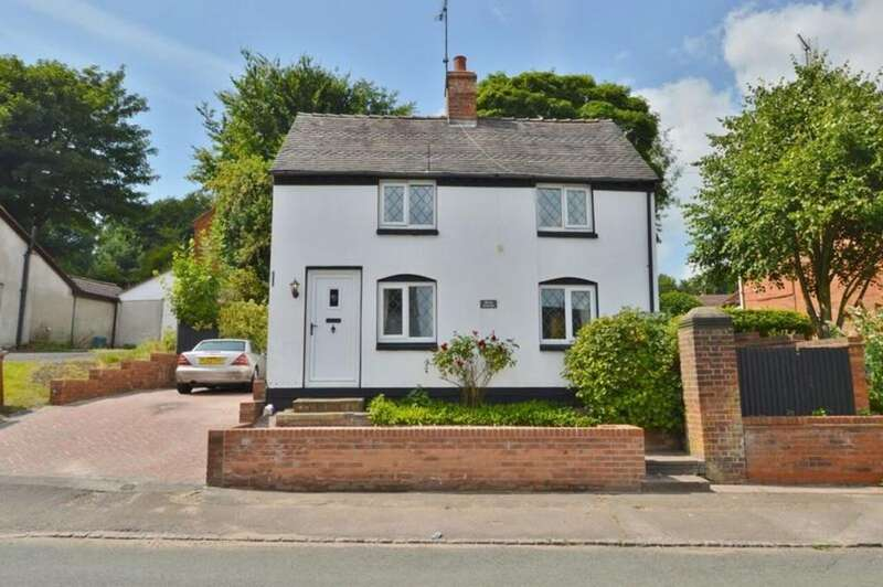 3 Bedrooms Cottage House for sale in Holly Cottage, Slitting Mill