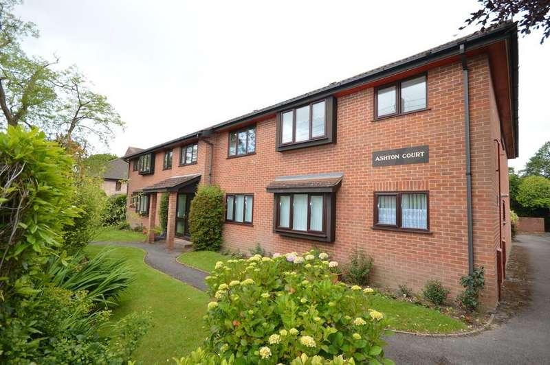 2 Bedrooms Apartment Flat for sale in Herbert Road, New Milton