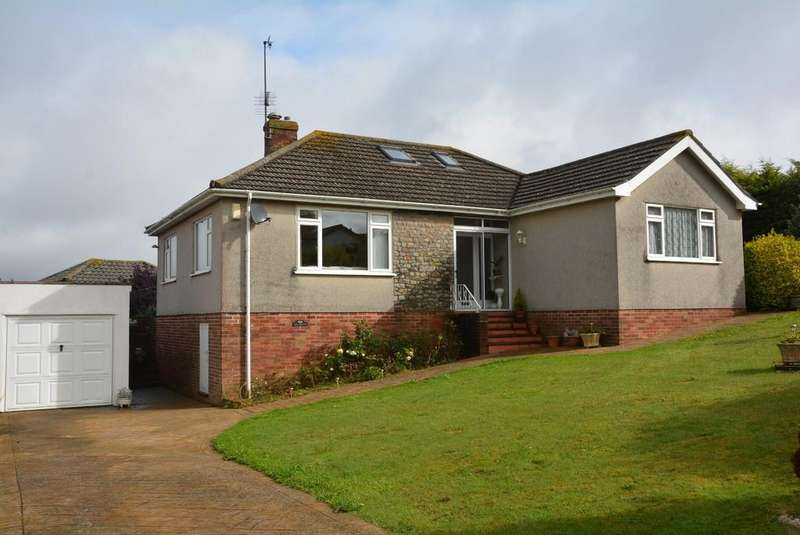 3 Bedrooms Detached Bungalow for sale in Highfield Road, Weston-super-Mare