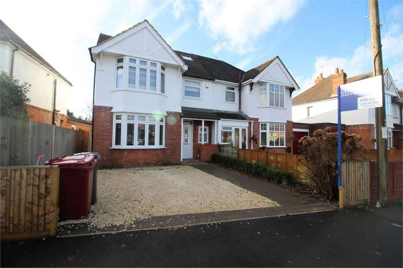 3 Bedrooms Semi Detached House for sale in St Michaels Road, Tilehurst, READING, Berkshire