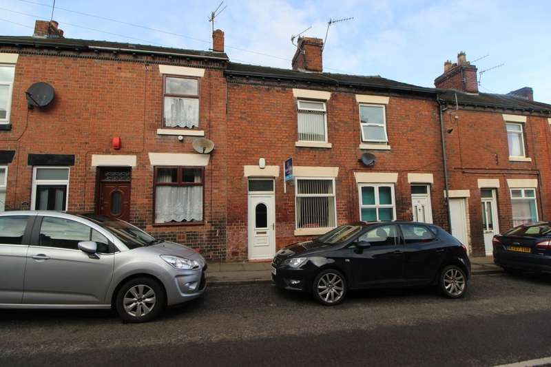2 Bedrooms Terraced House for sale in Victoria Street, NEWCASTLE, ST5