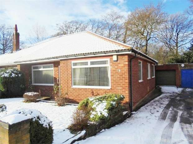 3 Bedrooms Semi Detached Bungalow for sale in Willow Drive, Middlesbrough, North Yorkshire