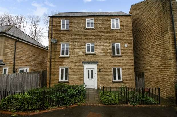 4 Bedrooms Detached House for sale in Southgate Mews, Morpeth, Northumberland
