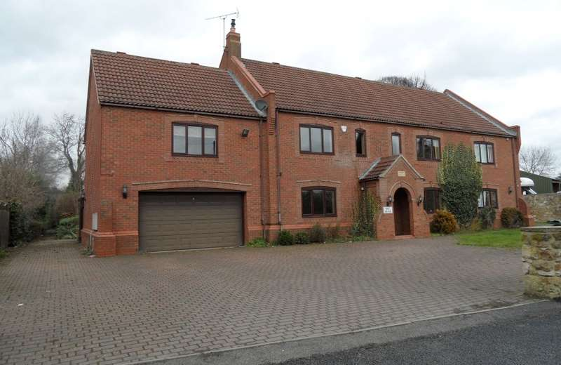 5 Bedrooms Detached House for sale in Millbrook, Mill Lane, Adwick-le-Street, Doncaster, South Yorkshire, DN6 7AG