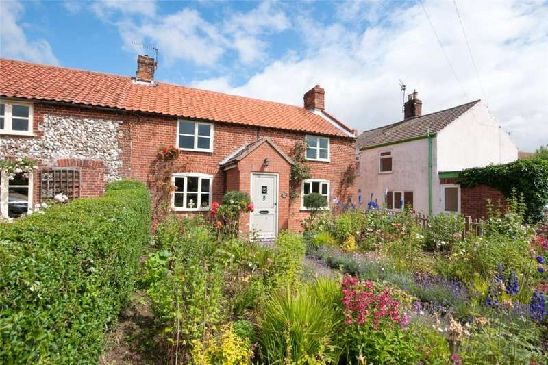 3 Bedrooms Cottage House for sale in Rollesby Road, Fleggburgh, Great Yarmouth, NR29