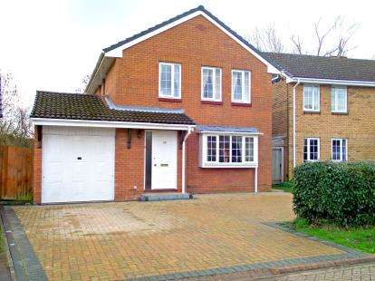 4 Bedrooms Detached House for sale in West Totton, Southampton, Hampshire