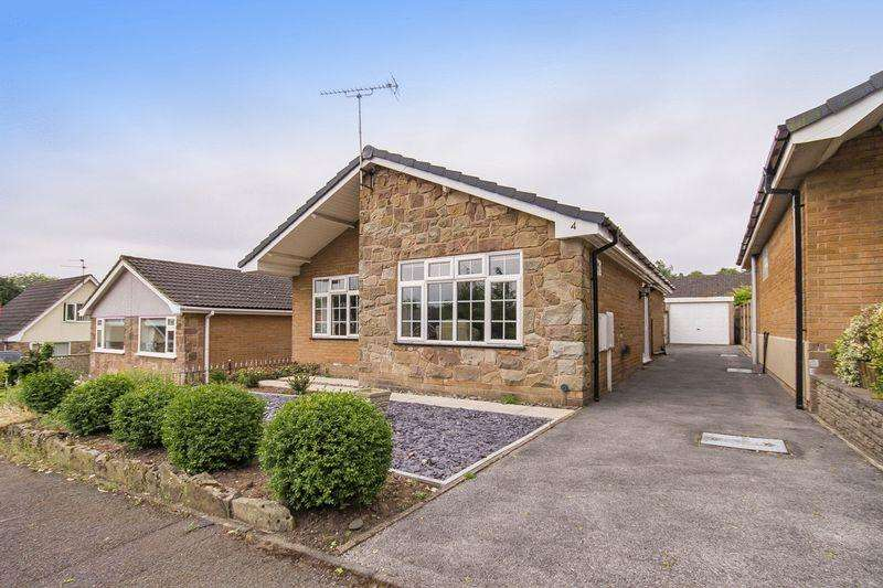 3 Bedrooms Detached Bungalow for sale in FOUNTAINS CLOSE, ALLESTREE