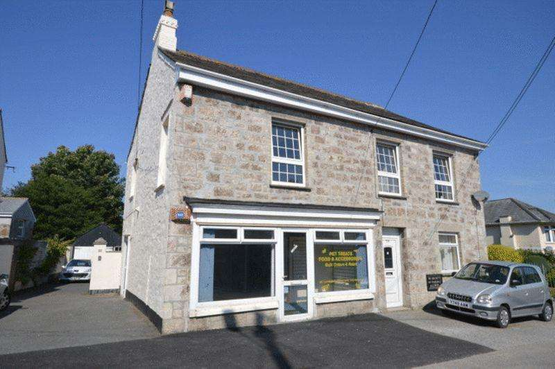 4 Bedrooms Detached House for sale in Fore Street, Bugle, Cornwall