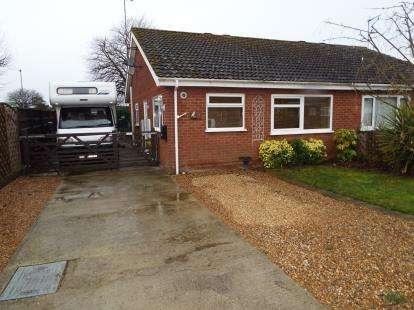 2 Bedrooms Bungalow for sale in Downham Market, Norfolk