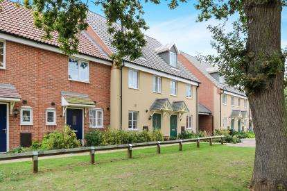 3 Bedrooms Terraced House for sale in Watton, Thetford, Norfolk
