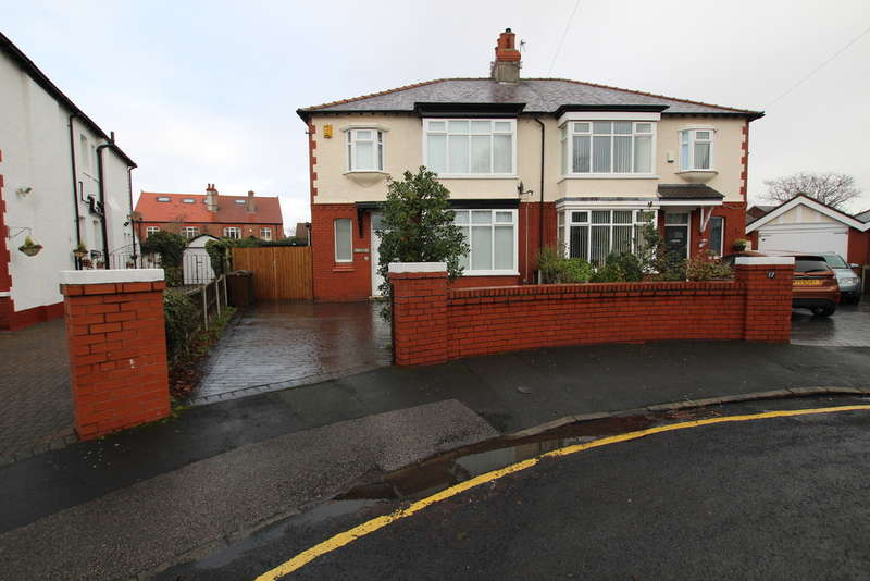 4 Bedrooms Semi Detached House for sale in The Crescent, Liverpool, L22