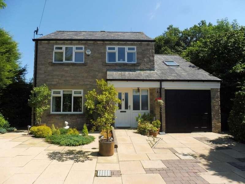 4 Bedrooms Detached House for sale in Jenkins Fold, Ingleton
