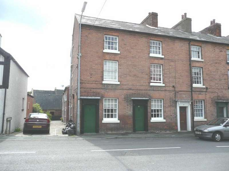 6 Bedrooms Terraced House for sale in Francis Place, Llanfair Road, Newtown