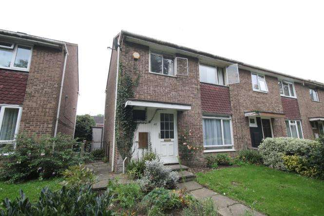3 Bedrooms End Of Terrace House for sale in Frank Brookes Road, Cheltenham, GL51 0UW