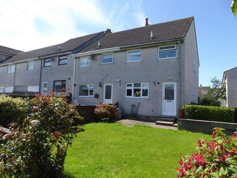 3 Bedrooms Terraced House for sale in 14 Ballahane Close, Port Erin, IM9 6EG