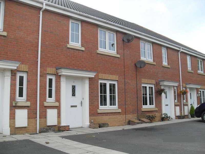 3 Bedrooms Terraced House for sale in Amherst Mews, Ryde