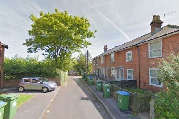 3 Bedrooms Terraced House for rent in Highcrown Street, Highfield Southampton, SO17