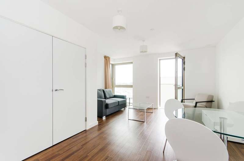 1 Bedroom Flat for rent in Olympic Way, Wembley, HA9