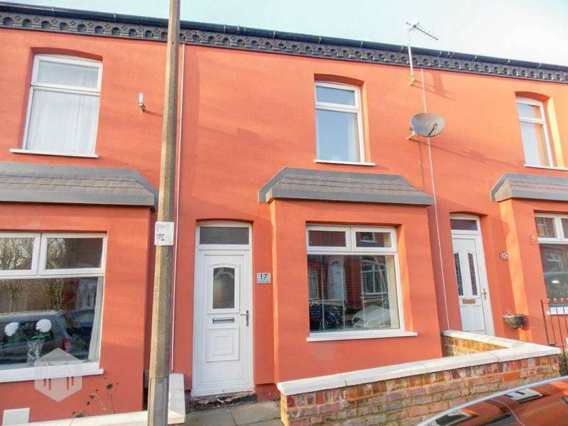 2 Bedrooms Terraced House for sale in Armstrong Street, Horwich, Bolton, BL6