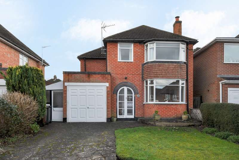 3 Bedrooms Detached House for sale in Charles Road, Solihull, B91
