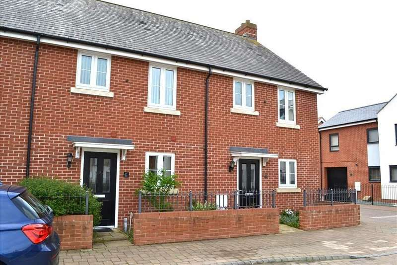 3 Bedrooms Terraced House for sale in Apollo Gardens, Biggleswade, SG18