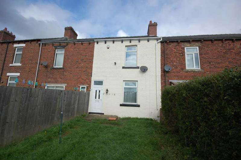 2 Bedrooms Terraced House for sale in Forth Street, Stanley, Durham, County Durham