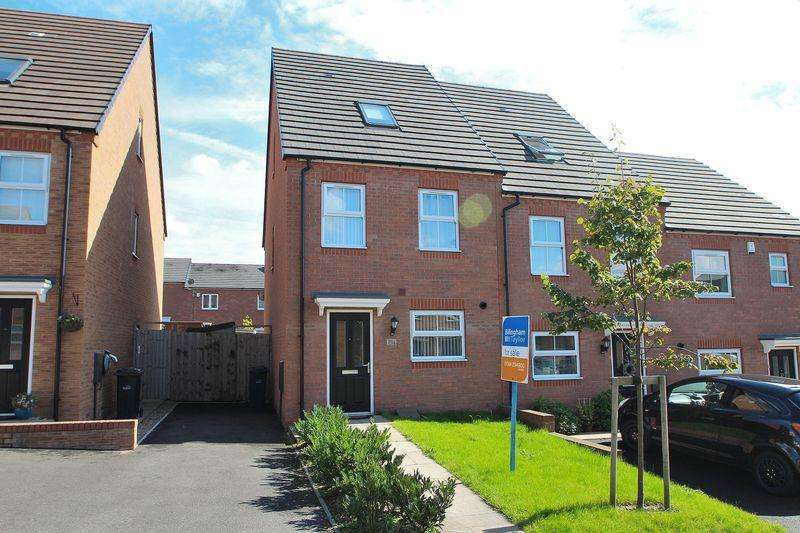 3 Bedrooms House for sale in Cascade Way, Dudley, DY2 8RJ