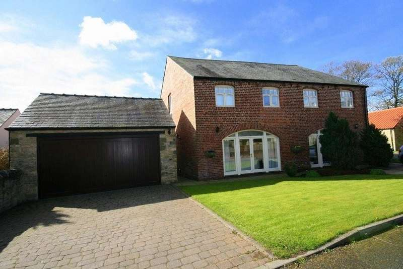 4 Bedrooms Barn Conversion Character Property for sale in Hallgarth Manor Farm