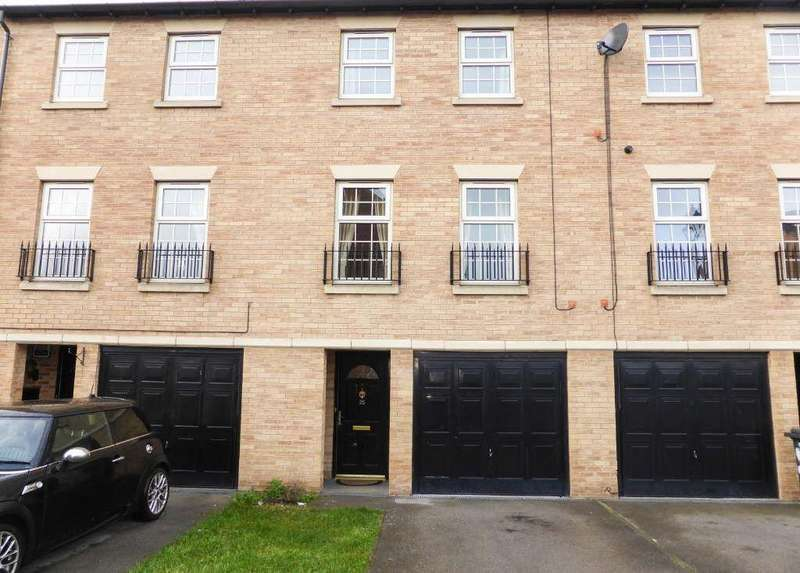 4 Bedrooms Town House for sale in Glen View, Mexborough