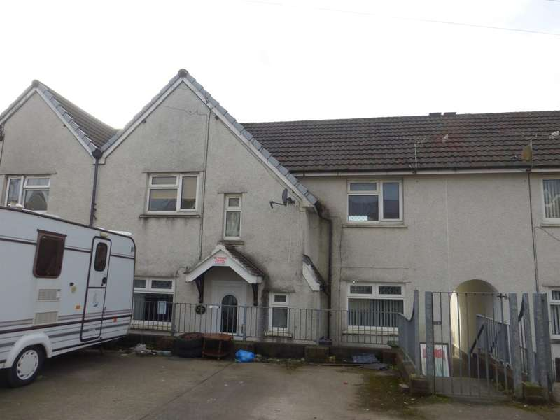 3 Bedrooms Terraced House for sale in Heol Waun, Tonyrefail, Porth