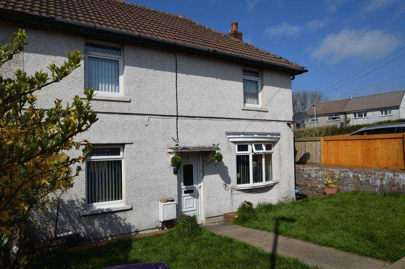 3 Bedrooms Semi Detached House for sale in Lower Ty Gwyn Road, Garndiffaith