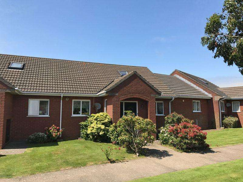 2 Bedrooms Retirement Property for sale in Kelly Close, Ballastowell Gardens, Ramsey