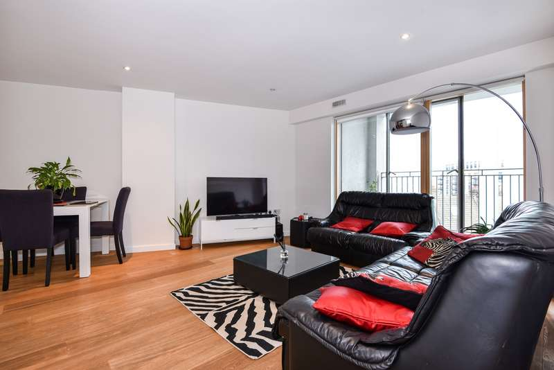2 Bedrooms Flat for sale in Hardwick's Square, Wandsworth, SW18
